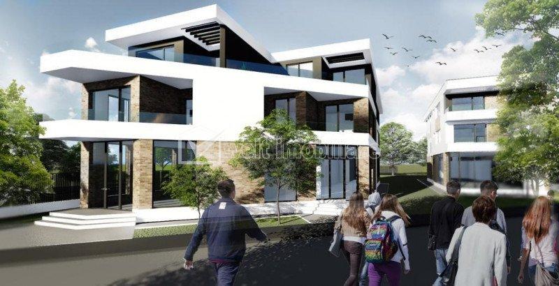 Apartament 4 camere in constructie noua tip vila, 3 min de Iulius Mall