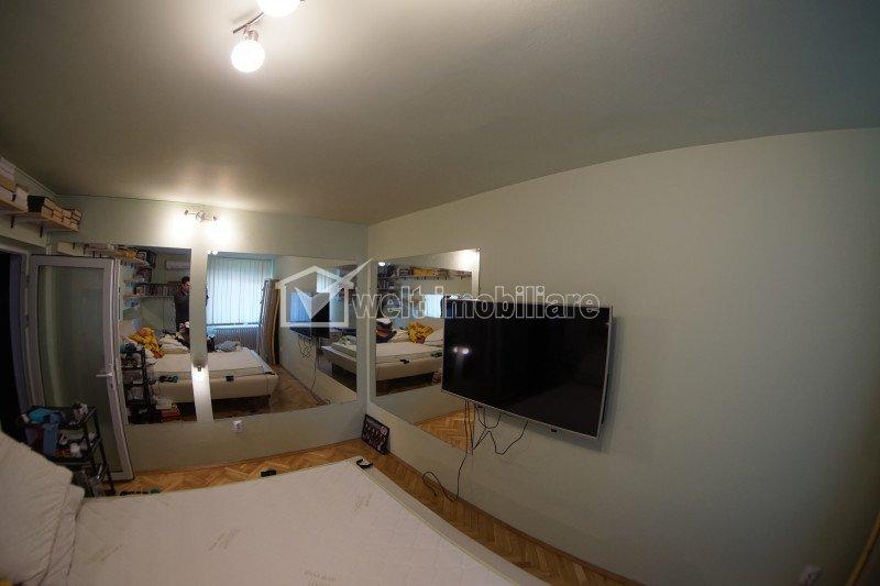 EXCLUSIV ! Apartament de 3 camere, zona stadion CFR,  etaj intermediar !