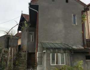 Posibilitate investitie, Gruia, casa demolabila, 601 mp curte, front 12,6m