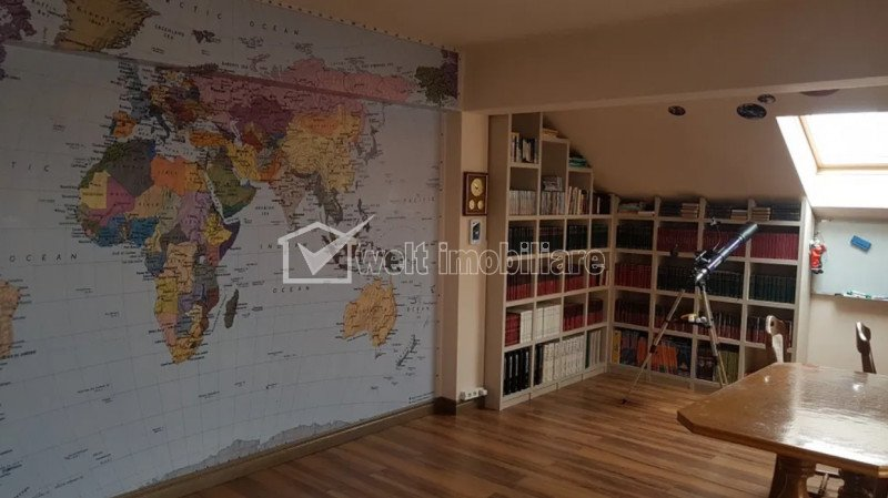 Casa individuala, lux, super finisata s+p+e+m, 5 dormitoare, IRIS, Auchan
