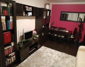 Apartament 2 camere, decomandat, mobilat si utilat