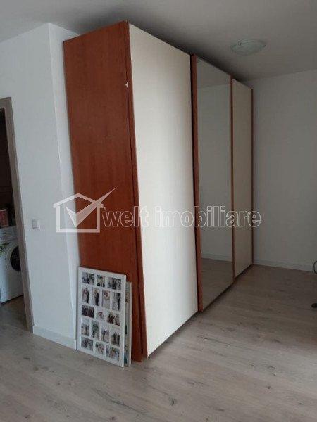 Apartament de 52 mp, etaj intermediar, parcare subterana