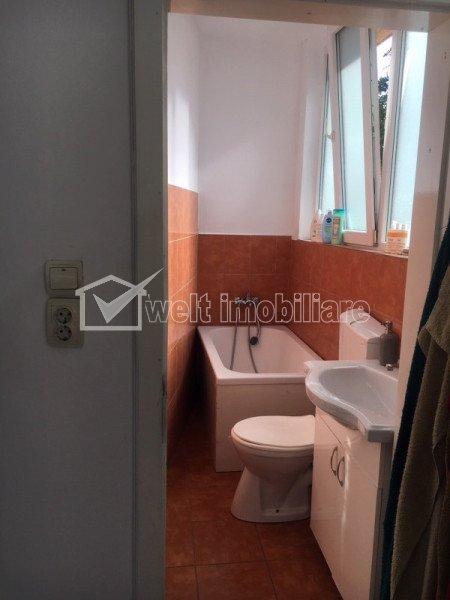 Vanzare apartament luminos, la casa, zona Horea, 2 camere, 63 mp, parcare