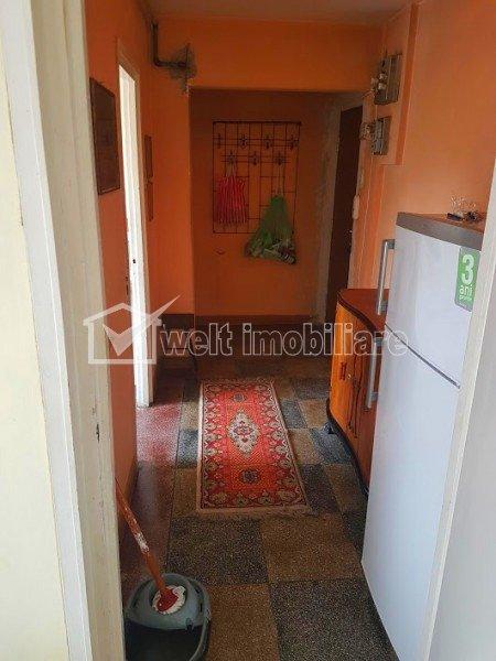 Apartament 2 camere, 51,79 mp, balcon, etaj 3 din 4, Gheorgheni
