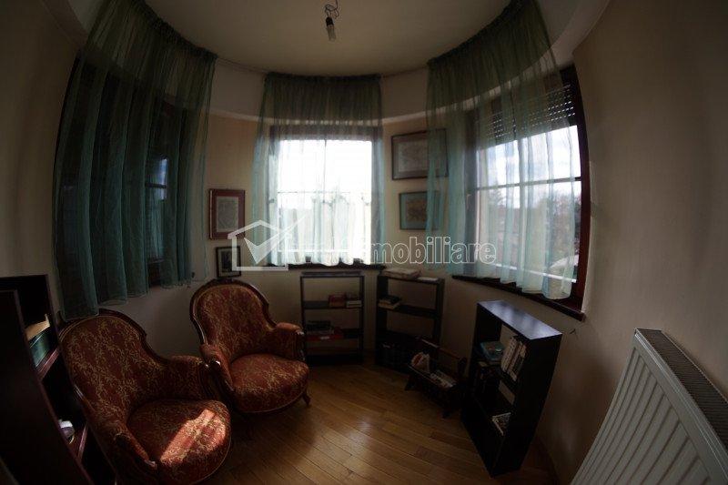 Proprietate de exceptie, strada linistita, curte 1079 mp, Grigorescu