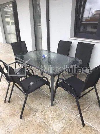 Inchiriere apartament cu 3 camere, parcare in Buna-Ziua