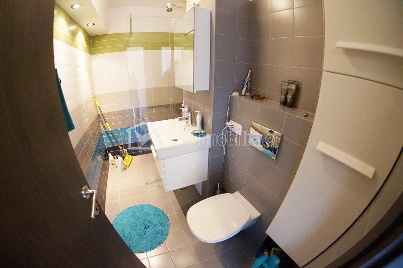 Apartament 3 camere LUX, decomandat, pe Parang, Manastur