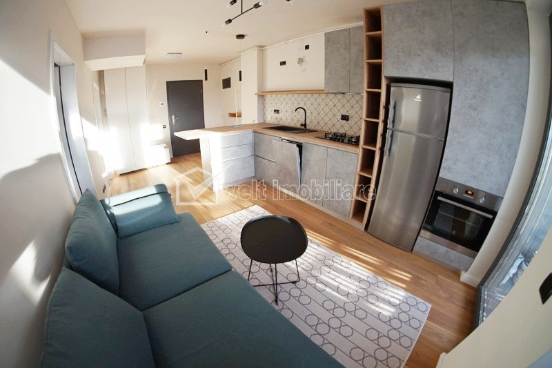 Apartament 2 camere, lux, ultrafinisat, nou, Avella Residence
