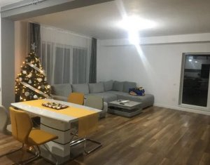 Inchiriere apartament smart cu terasa panoramica, garaj, 102 mp,  zona Vivo