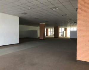 spatiu comercial, Show Room, 1416 mp, KM 0