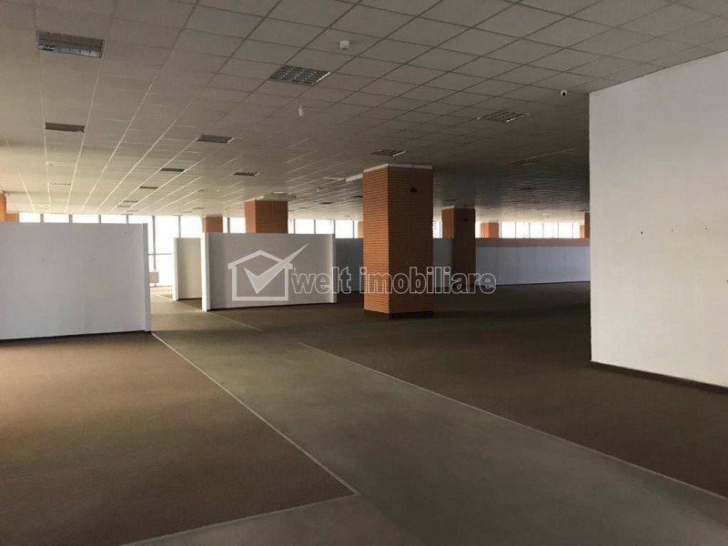spatiu comercial, Show Room, 1416 mp, KM 0