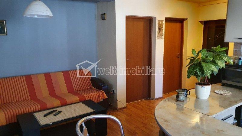 Apartament 3 camere, situat in Floresti, zona Tineretului