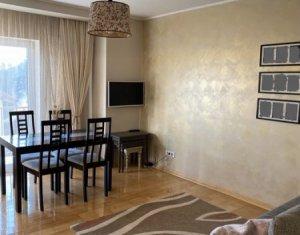 Vanzare apartament 3 camere, ultrafinisat, Floresti, Tautiului