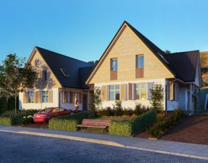 Finalizeaza proiectul mult dorit, casa individuala, 500 mp curte, Popesti