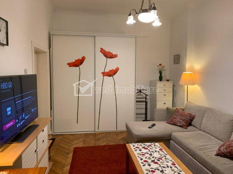 INVESTITIE! Vindem apartament cu o camera, 35 mp, in zona cladirii The Office