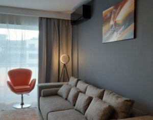 Apartament cu 2 camere, 59 mp, terasa, lux, Scala Center