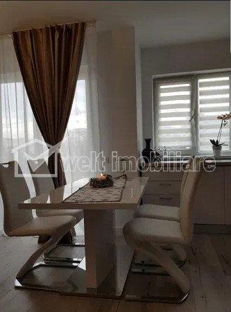 Apartament cu 3 camere, 73 mp, balcon, lux, semicentral-Marasti