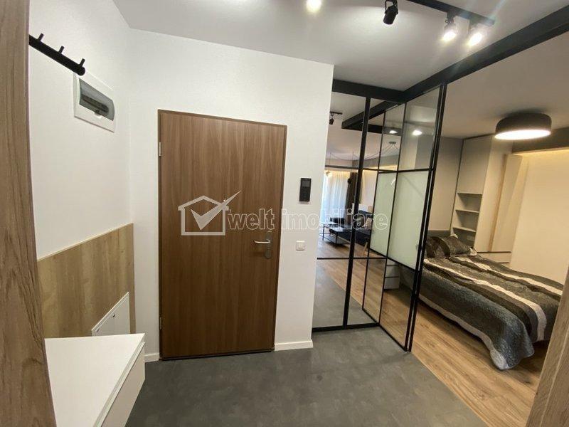 Inchiriere apartament ultramodern 1 camera, 41 mp, prima inchiriere, Centru