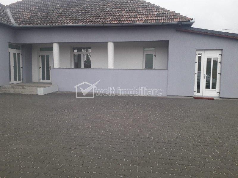 Casa individuala 120mp, activitati birou sau medicale 10 parcari, zona Ambient