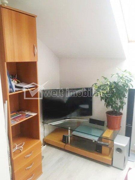 Apartament cu 2 camere, 40 mp, mansarda in Marasti zona Kaufland