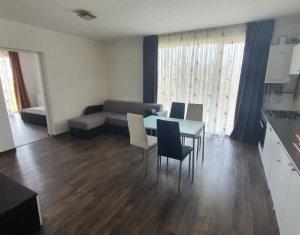 Inchiriere apartament cu 3 camere, mobilat si utilat, zona Pensiunii Carol