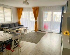 Apartament cu 3 camere, 73mp, 2 bai, zona Andrei Muresanu Sud / Buna ziua