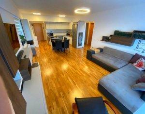 Apartament superb 3 camere 76mp ultrafinisat terasa 26 mp 2 parcari la Viva City
