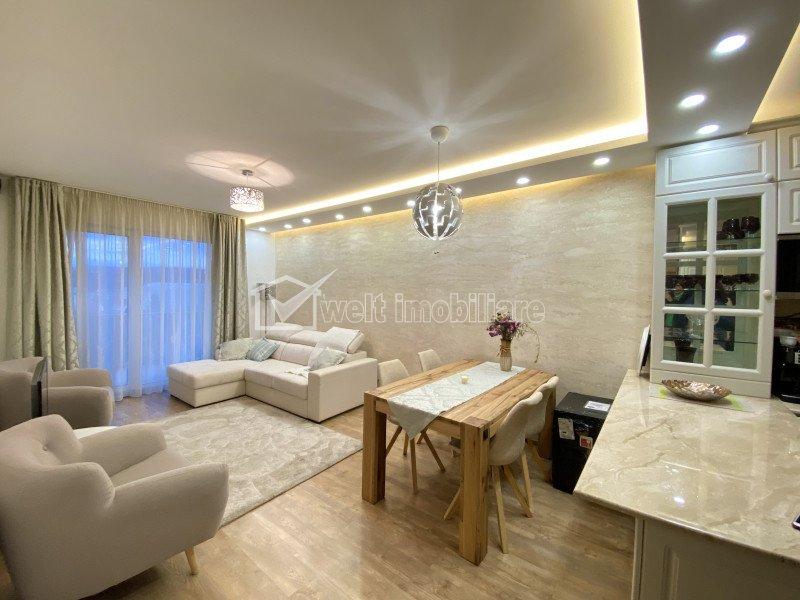 Apartament de lux cu 2 camere, in zona centrala - Platinia Shopping Center