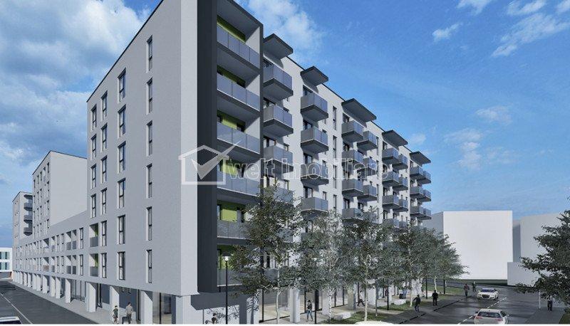 Vanzare apartament 3 camere, in Dambul Rotund, proiect nou, Zona Tetarom