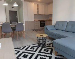 Apartament 3 camere 63 mp, decomandat, finisat, zona Iris
