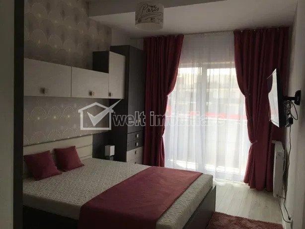 Inchiriere apartament 2 camere, Buna Ziua, parcare subterana Bonjour Residence