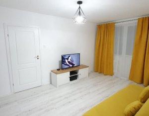 Apartament cu 2 camere, ultrafinisat, mobilat, cartier, Grigorescu