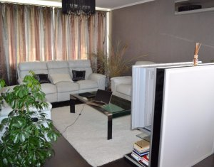 Apartament 3 camere lux,  110mp, 3 parcari, etajul 1, Buna Ziua