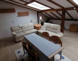 Inchiriere apartament 1 camera,50 mp, mobilat si utilat, zona Piata Cipariu