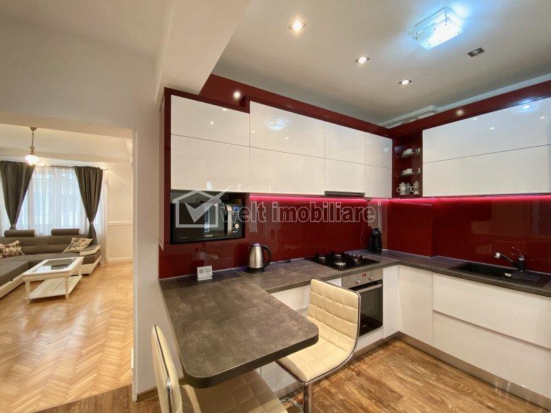 Inchiriere Apartament 2 camere, ultrafinisat, zona centrala - Pta Mihai Viteazu