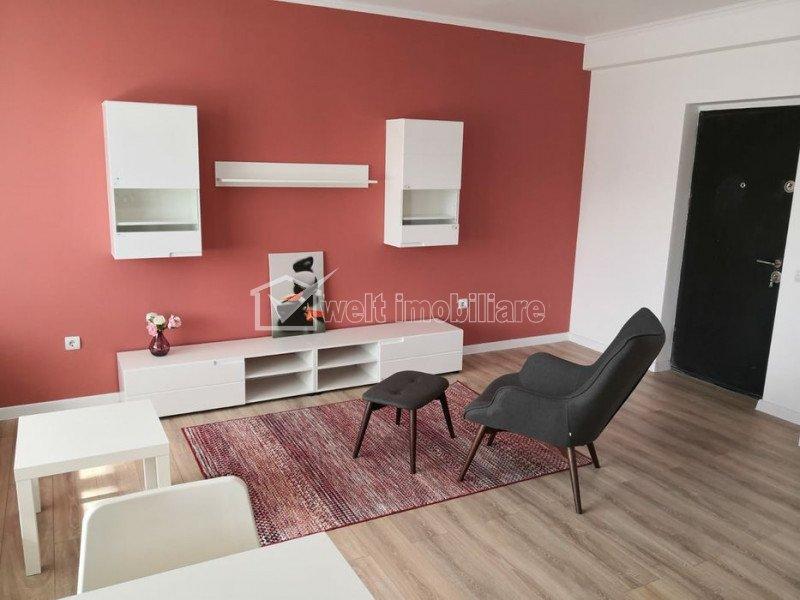 Vanzare apartament cu doua camere, finisat modern si mobilat complet, Urusagului