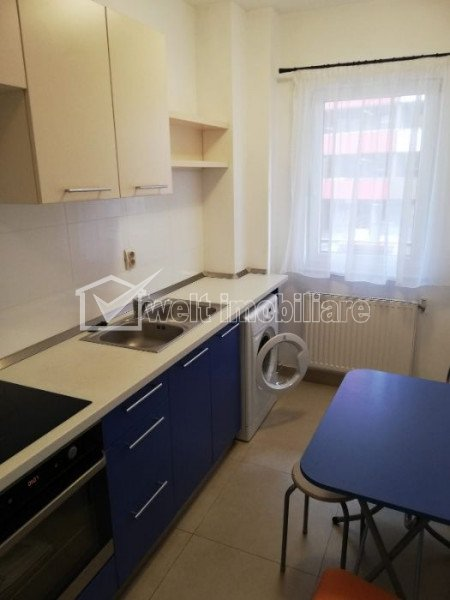 Inchiriere apartament 1 camera, 41 mp, modern, garaj, Bonjour Residence
