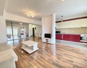 Inchiriere apartament 2 camere, in ansamblul rezidential Plopilor Vest, garaj