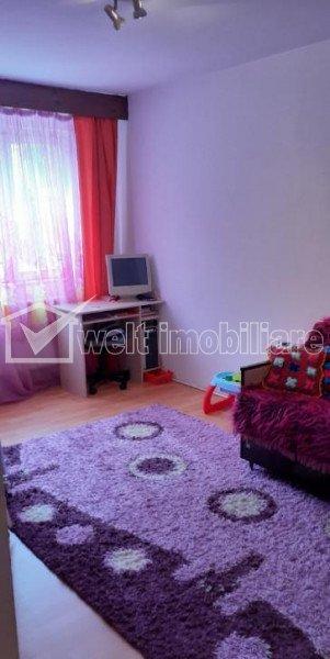 Apartament 4 camere decomandat, etaj intermediar, Manastur