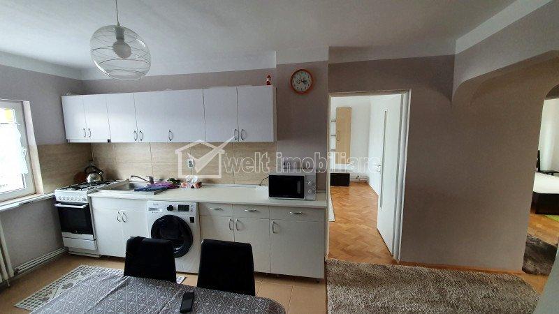 Inchiriere apartament cu 4 camere, finisat modern, complet mobilat si utilat