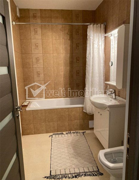 Inchiriere apartament 2 camere, 65 mp, terasa, parcare, Iris