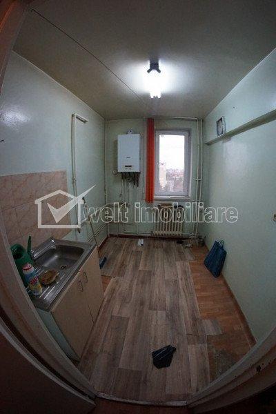 Vanzare apartament cu 2 camere in Gheorgheni langa Piata Hermes, panorama super!
