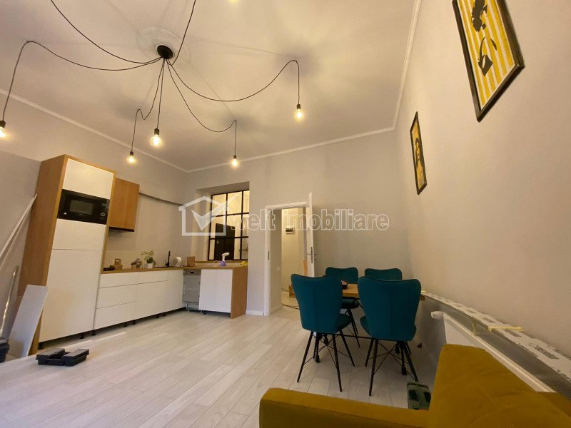 Apartament 2 camere, Ultracentral, Ultrafinisat, Libraria Universitatii