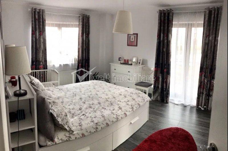 Apartament cu 3 camere, superfinisat, Borhanci