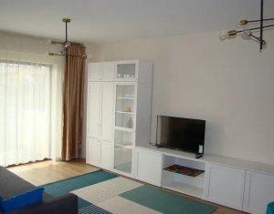 Inchriere apartament cu 2 camere +garaj, decomandat LUX, Buna Ziua