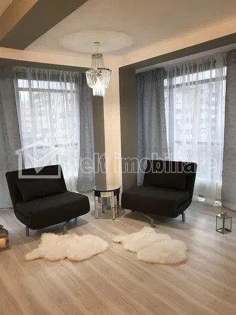 Inchiriere apartament cu 1 camera, 45 mp, zona Intre Lacuri