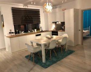 Inchiriere apartament 3 camere, panorama superba, nou/modern Buna Ziua