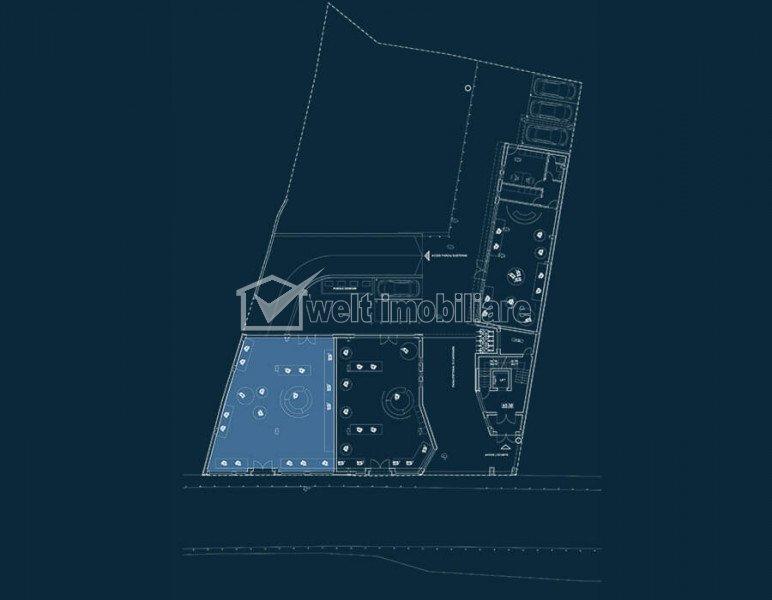Vanzare spatiu comercial 159mp, zona str. Horea, Fac. de Business
