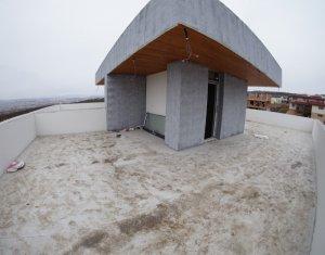 Duplex 120 mp, 3 dormitoare, 3 bai, 200 mp teren, terasa 60 mp, Iris