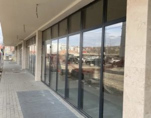Commercial space for rent in Cluj-napoca, zone Iris
